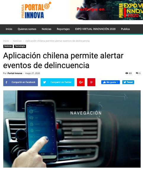 Covid 19: Pandemia y aumento de delitos en Chile