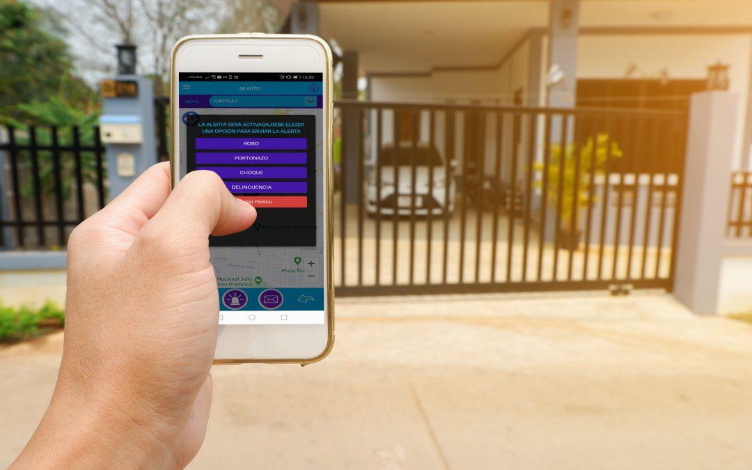 """WiseCity presenta su nueva versión 2.0 con alarmas comunitarias """"antiportonazos"""""""