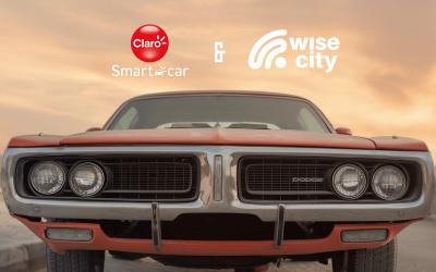 Un auto que se conecta con una ciudad inteligente,  es un auto fantástico
